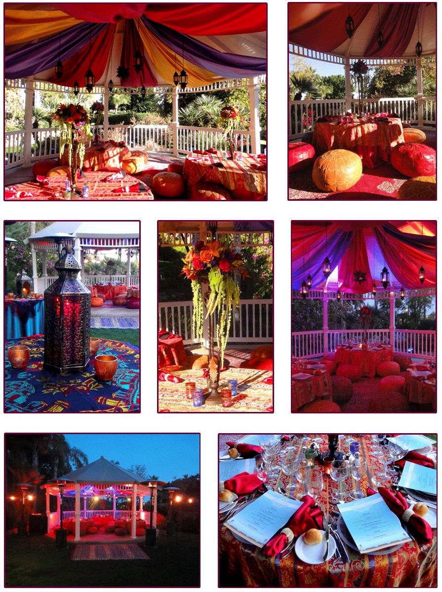 Moroccan Garden Party | The Phoenician Resort Scottsdale Az
