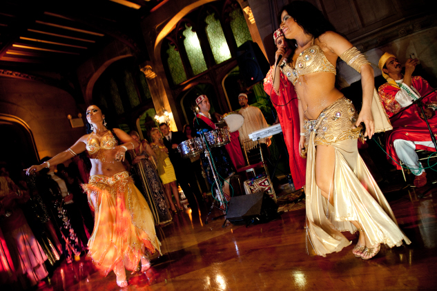 Belly Dancers -Moroccan Band
