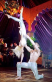 Exotic aerialists